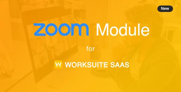 Zoom Meeting Module for Worksuite SAAS