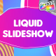 Liquid Colorful Slideshow | FCPX