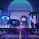 Neon City Logo - VideoHive Item for Sale
