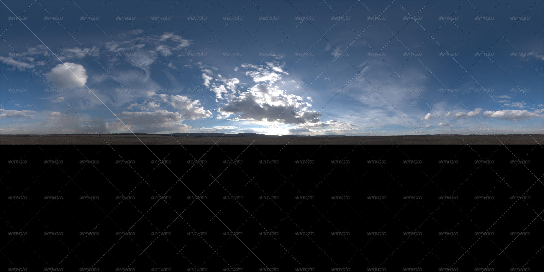 Sky Hdri 08 By Maratshevchenko 3docean