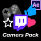 Gamers Pack - VideoHive Item for Sale