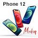 Phone 12 PSD Mock-ups