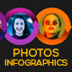 Photos Infographics Set 1 - VideoHive Item for Sale