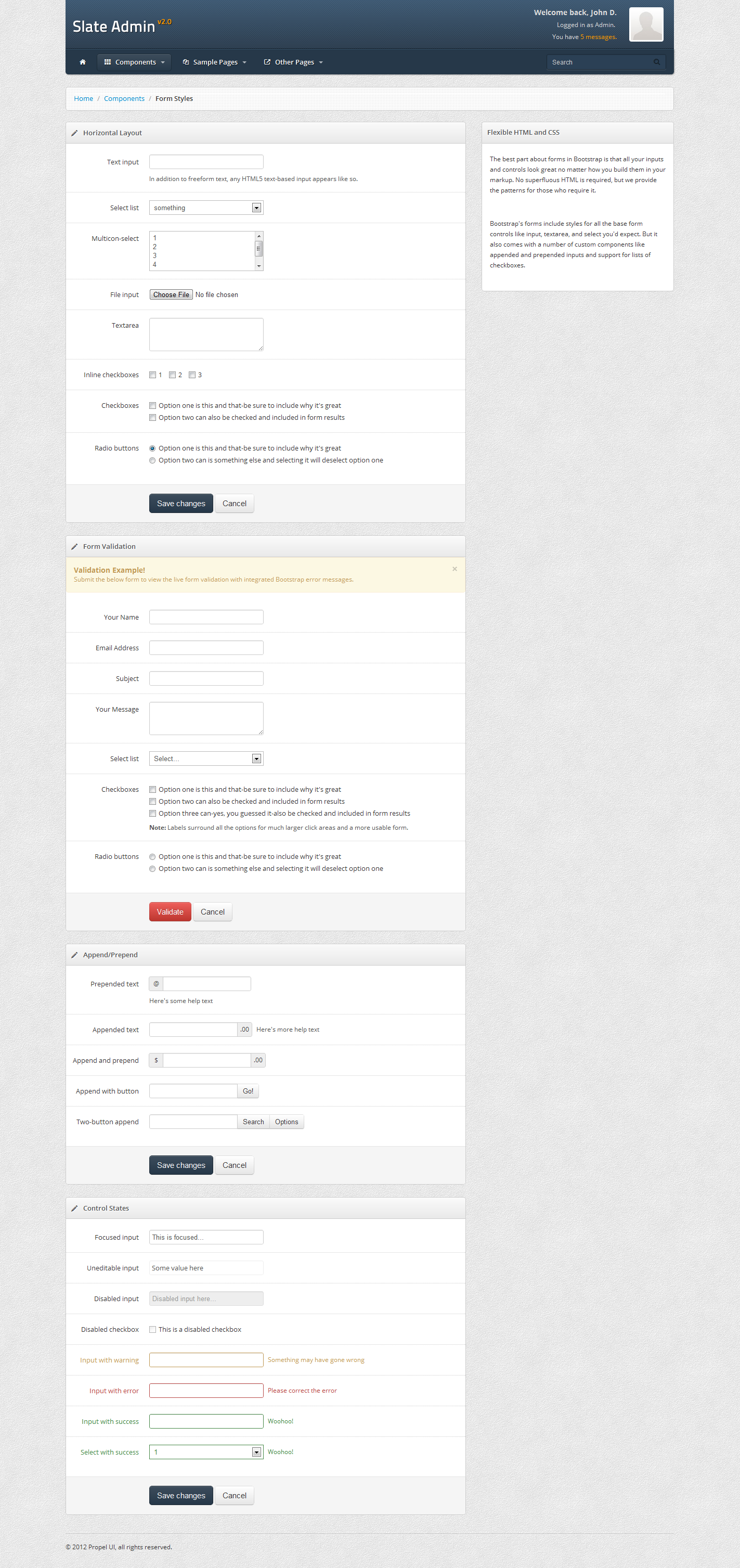 Bootstrap Popover Html Template. 9 best jquery twitter bootstrap 3 ...