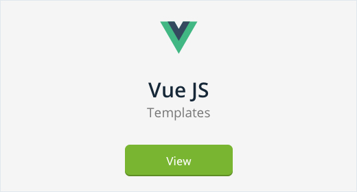 Vue JS Templates