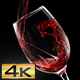 Red Wine Pouring into Glass - VideoHive Item for Sale