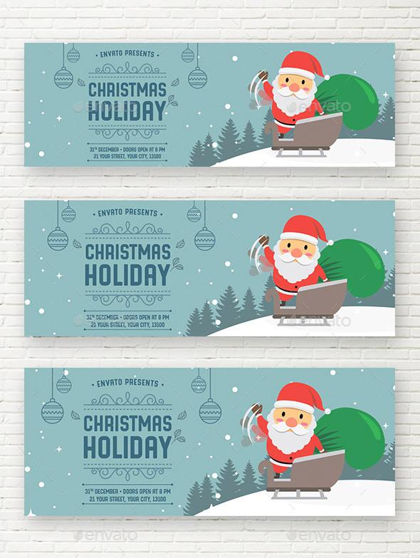Christmas Web Sliders
