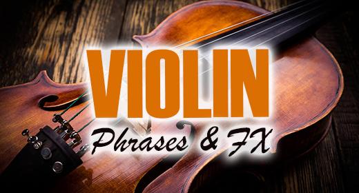 Violin Phrases & FX