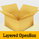 Layered OpenBox - GraphicRiver Item for Sale