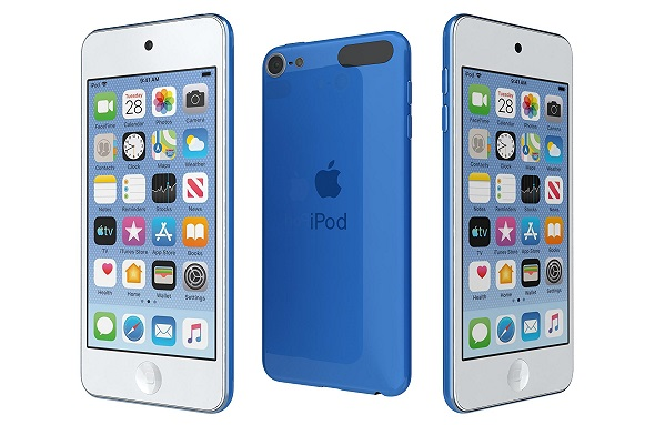 Apple iPod Touch Blue