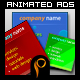Animated Ads (125x125 px) - GraphicRiver Item for Sale