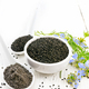 Seeds of black cumin in bowl on white board - PhotoDune Item for Sale