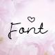 Insani - Beauty Signature Font