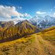 Major Mountain Range of the Caucasus Mountains. Russia - PhotoDune Item for Sale