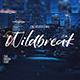 Wildbreak - SVG Brush Font