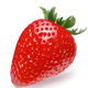 Isolated strawberry  - GraphicRiver Item for Sale