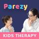 Parezy - Kids Speech Therapy Education