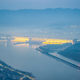 three gorges dam in nightfall - PhotoDune Item for Sale
