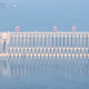 three gorges dam closeup in morning - PhotoDune Item for Sale
