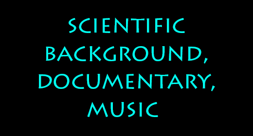 scientific background music and loops