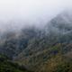 Low clouds cover the peaks of the Sierra de Oribio - PhotoDune Item for Sale