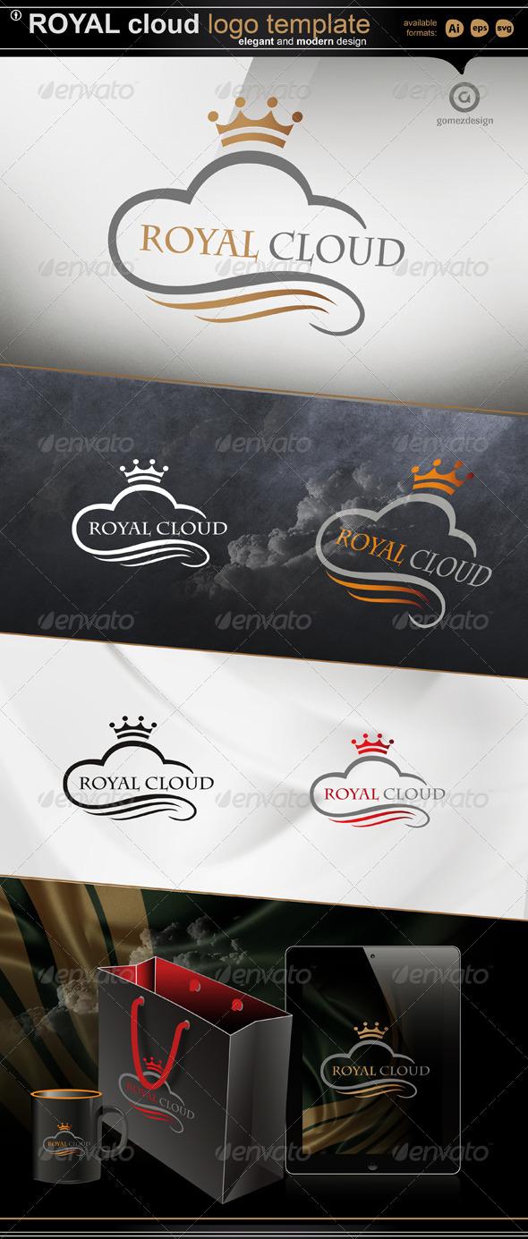 Royal Cloud - Logo Templates