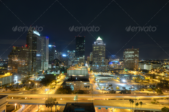 Tampa - Stock Photo - Images