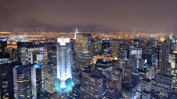 Manhattan - Stock Photo - Images