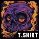 Doom High Halloween T-Shirt Design