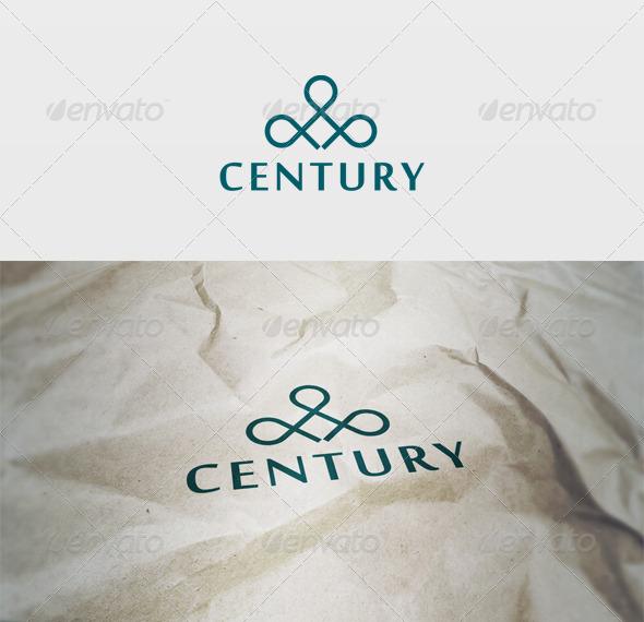 Century Logo - Vector Abstract