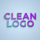 Clean Dark Light Logo - VideoHive Item for Sale