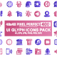 UI Glyph Icons Pack