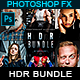 HDR Bundle - Photoshop Actions