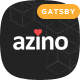 Azino - Gatsby React Nonprofit Charity Template