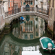 Tranquil scene in one of the small canals in Venice - PhotoDune Item for Sale
