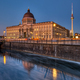 The reconstructed Berlin Palace with the Television Tower - PhotoDune Item for Sale