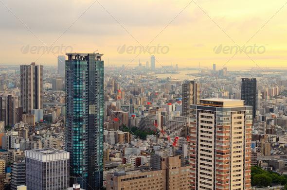 Osaka - Stock Photo - Images