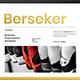 Berseker – Business PowerPoint Template