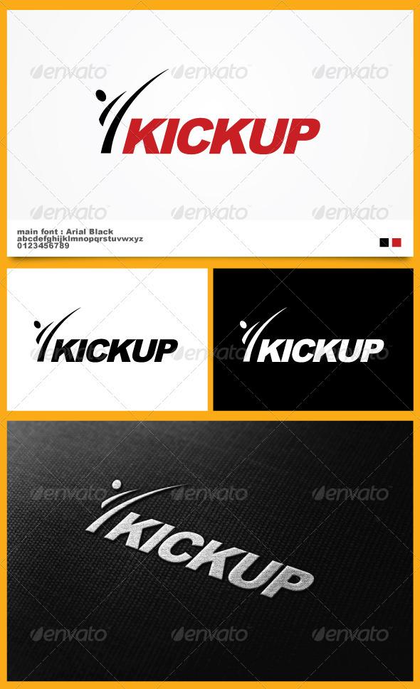 KickUp Logo Template - Symbols Logo Templates