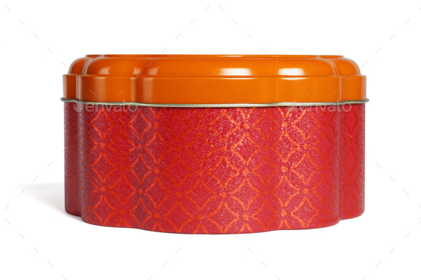 Chinese New Year Gift Box - Stock Photo - Images