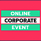 Corporate Online Event - VideoHive Item for Sale