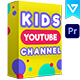 Kids YouTube Channel Design | Premiere Pro - VideoHive Item for Sale
