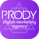 Prody - Digital Marketing Agency HTML5 Template