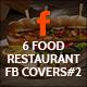 Facebook Food Restaurant Covers