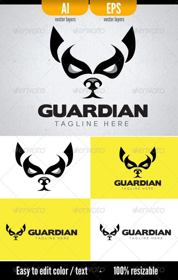 Guardian  - Animals Logo Templates