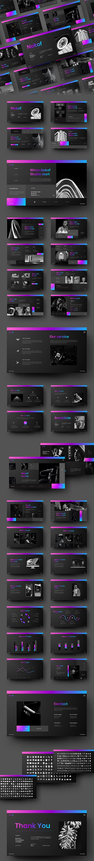 Nekof – Business PowerPoint Template