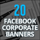 20 Facebook Corporate Banners