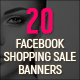20 Facebook Sale Banners