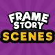 FrameStory Scenes I 84 Animated Scenes - VideoHive Item for Sale