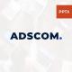 Adscom - Business PowerPoint Template
